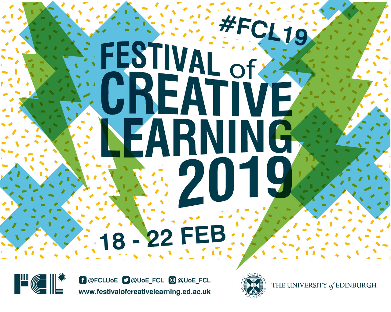 Festival of Creative Learning Logo