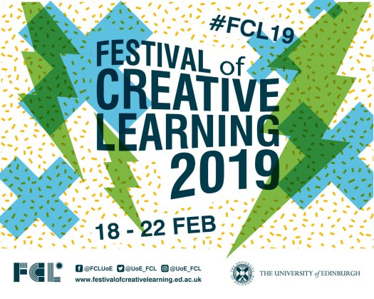 Festival of Creative Learning Logo