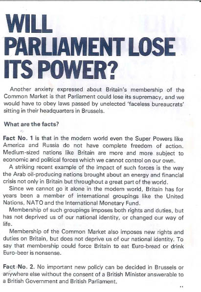 [IMAGE 1 – WILL PARLIAMENT LOSE ITS POWER]