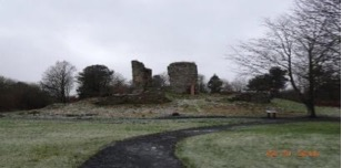 Photo of Ruined Castle